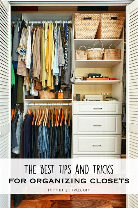 Closet Organizing Tips Tricks by 1000 Images About How To Organize Your Home On