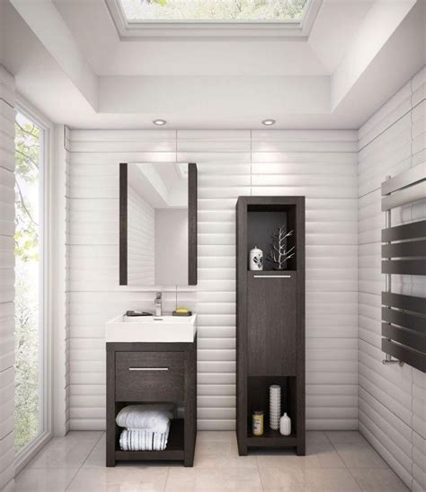 Moscow 1600mmx400mm Tall Floor Standing Bathroom Storage