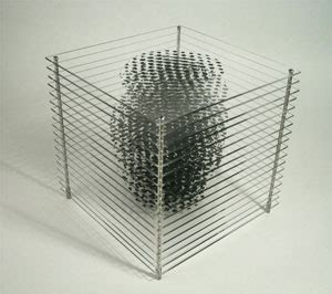 Trunk In A Box 3d Monoprint Sculpture