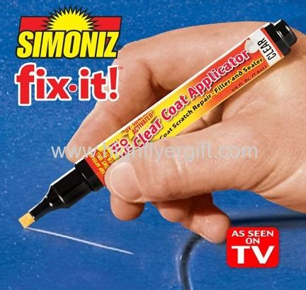 Fix It Pro Limited simoniz fix it pro fix it pen fix it pen scratch repair
