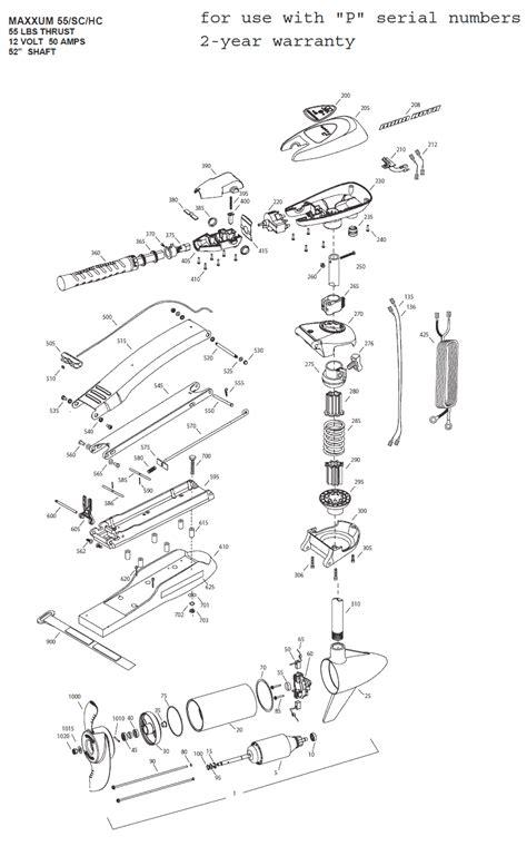 minn kota traxxis wiring diagram wiring diagram with