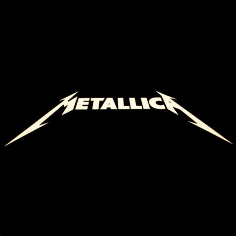 Sticker Stiker Metallica metallica logo vinyl decal metallica
