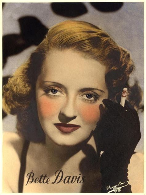 what color were bette davis colouring by numbers 2heads