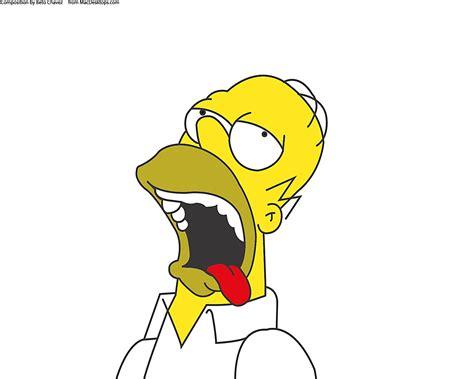 imagenes mamonas de homero simpson imagenes de homero simpson taringa