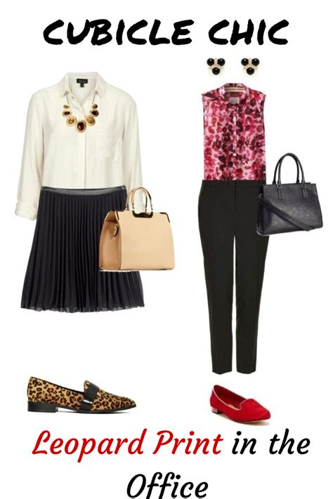 Handbags Are An Easy Way To Wear Leopard Print by What To Wear To Work This Week Looking Fly On A Dime
