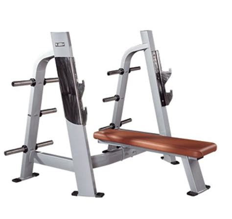 commercial bench press ic p5023 commercial olympic flat bench press heavy duty