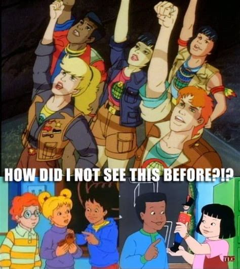What Does Wii Stand For by Captain Planet And The Magic Schoolbus Are Canonical The
