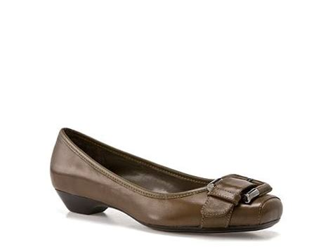 dsw flat shoes bandolino jolly jo leather flat dsw