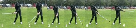 no release golf swing coupling point release action newton golf institute