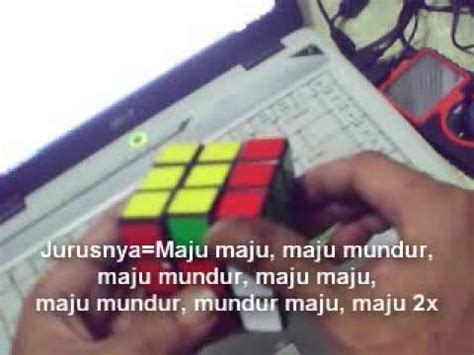 download video tutorial rubik 3x3 indonesia tutorial rubik 2x3x3 bagian 1 3gp doovi