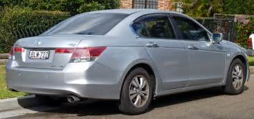 2009 Honda Accord Specs 2009 Honda Accord Viii Sedan Pictures Information And