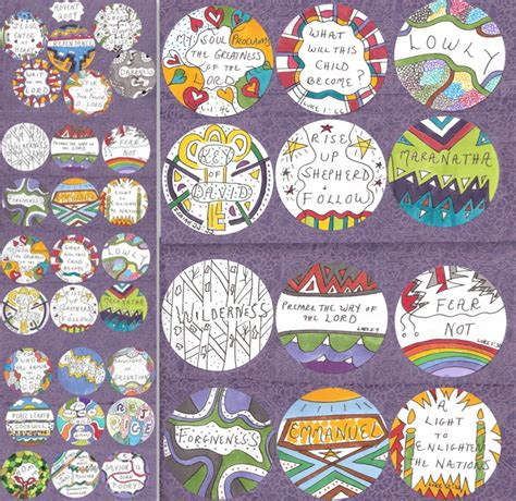 Advent Calendar Template Pdf Advent Calendar Templates Praying In Color
