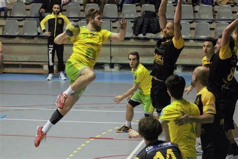 handball guilherand granges le hb guilherand granges bat sanary 224 domicile