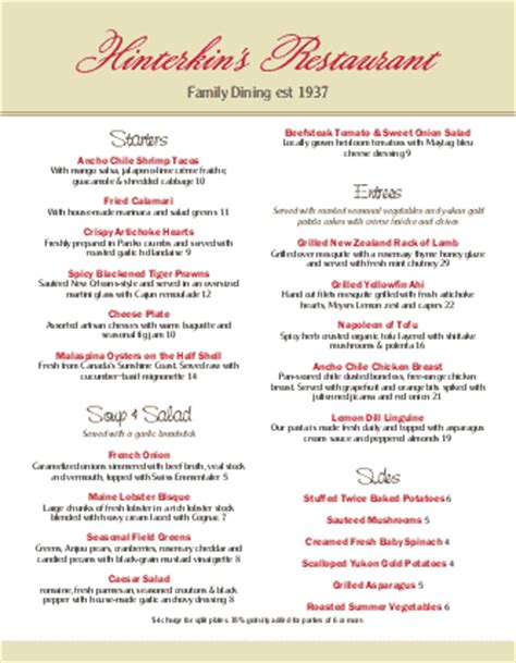 dinner easy menu family dinner menu 2 simple menus