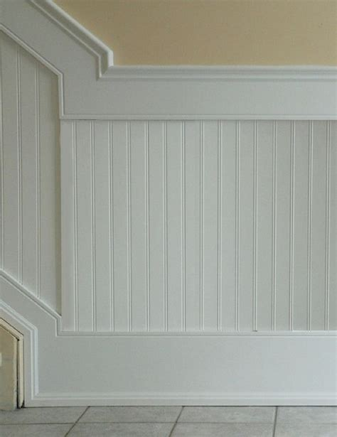 Composite Wainscoting Panels Wainscoting Panels Beadboard Decorative Columns