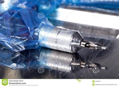 tattoo machine up close tattoo machine closeup stock photo image 55385211