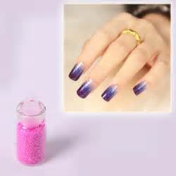 powder nail color 1 set 12 color nail glitter powder dust 3d nail