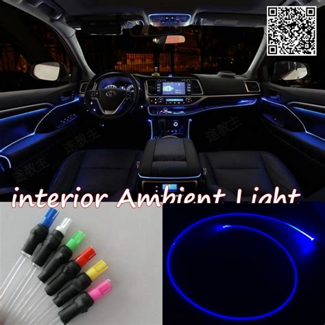 how cars run 1994 toyota xtra interior lighting for toyota avalon 1994 2015 car interior ambient light panel illumination for car inside cool