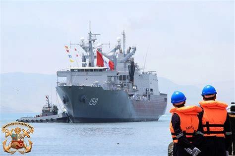 marina de guerra del peru convocatoria 2016 la marina de guerra de per 250 renueva los mandos de sus