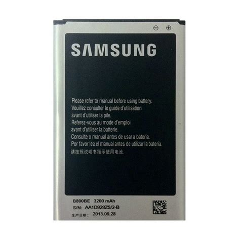 Baterai Hp Samsung Not 3 jual samsung baterai samsung galaxy note 3 harga kualitas terjamin blibli