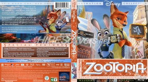 download film zootopia blu ray dvd cover custom dvd covers bluray label movie art blu