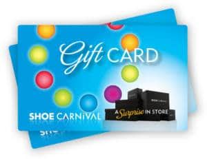 Shoe Carnival Gift Cards - free shoe carnival gift card i crave freebies