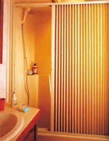 Irvine Shower Door Pleated Doors
