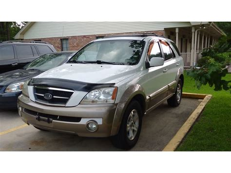 Kia Sorento For Sale By Owner Used 2005 Kia Sorento For Sale By Owner In Slidell La 70458