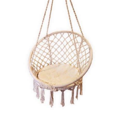 macrame swing macrame hanging chair 93 61 porsche s house pinterest