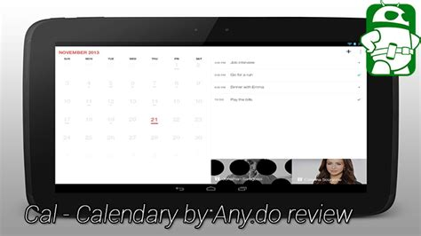 Cal Calendar Cal Calendar By Any Do Everything You Need To