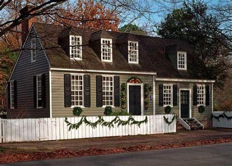 colonial houses historic lodging williamsburg va 2017