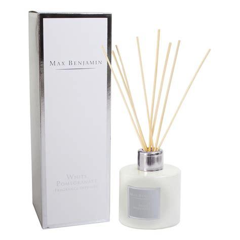 bathroom scent diffuser buy max benjamin fragrance diffuser white pomegranate amara