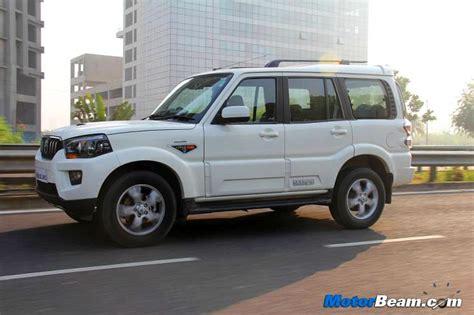 mahindra scorpio fuel economy new mahindra scorpio best suv in its segment rediff