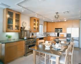 kitchens ideas pictures stainless steel kitchen decorating ideas kitchen