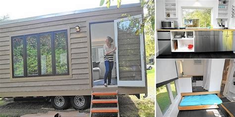 eco friendly tiny house tiny house designed to function off the grid for electrical energy and water