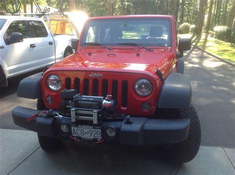selling jeep wrangler senior selling 2015 jeep wrangler sport near new