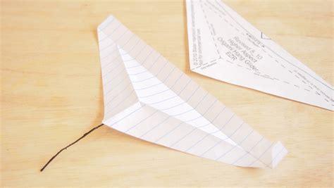 membuat origami pesawat terbang 3 cara untuk membuat pesawat origami wikihow