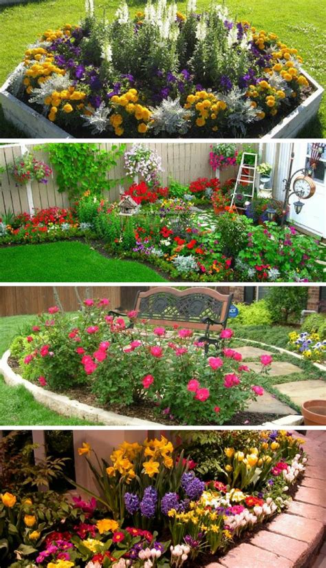garden flowers ideas 25 beautiful small flower gardens ideas on