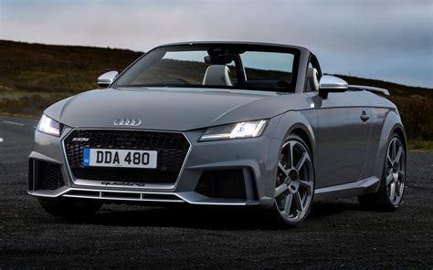 audi tt rs roadster  uk wallpapers  hd images car pixel