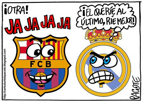 imagenes real madrid caricaturas caricaturista pacote barcelona vs real madrid