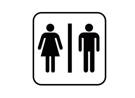 man and woman in bathroom man and women bathroom sign clipart best