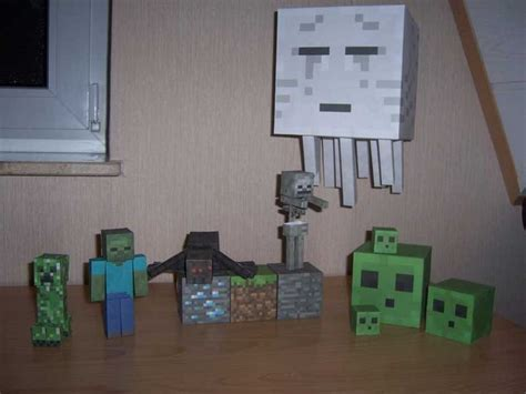 Minecraft Papercraft Ghast - minecraft papercraft ghast www imgkid the image
