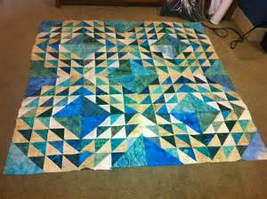 livin blue quilter an wave not yet