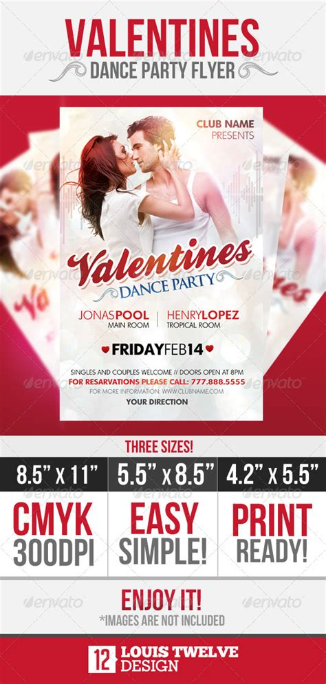 Home Design Software Free Nz by Free Download Valentines Dance Party Flyer