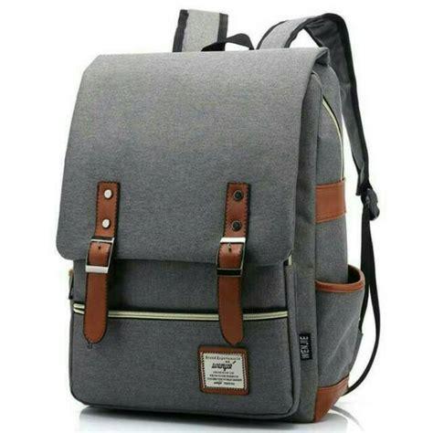 Tas Ransel Azzura 332 26 backpack oxford high quality tas ransel kuliah sekolah tas