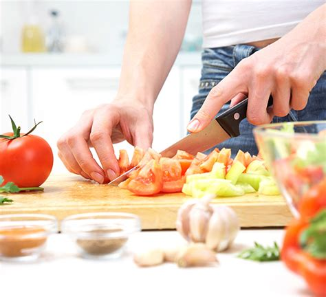 healthy cooking station fitness