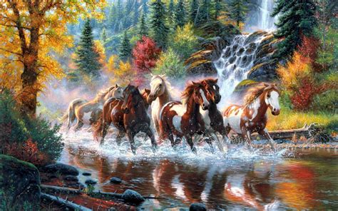 7 Gorgeous Animal Prints For Fall of horses photo 34971771 fanpop