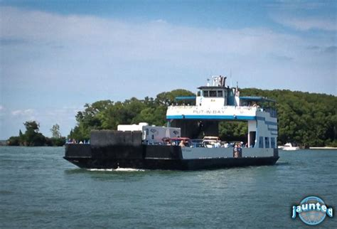 miller boat line middle bass island miller ferry to put in bay and middle bass island ohio