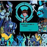 Ben 10 Omniverse Ben 23 Aliens | 962 x 930 jpeg 207kB
