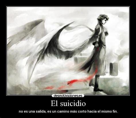 imagenes angeles suicidas el suicidio desmotivaciones